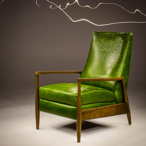 American Leather Living Room Furniture Aston_MontBlanc_Evergreen-500
