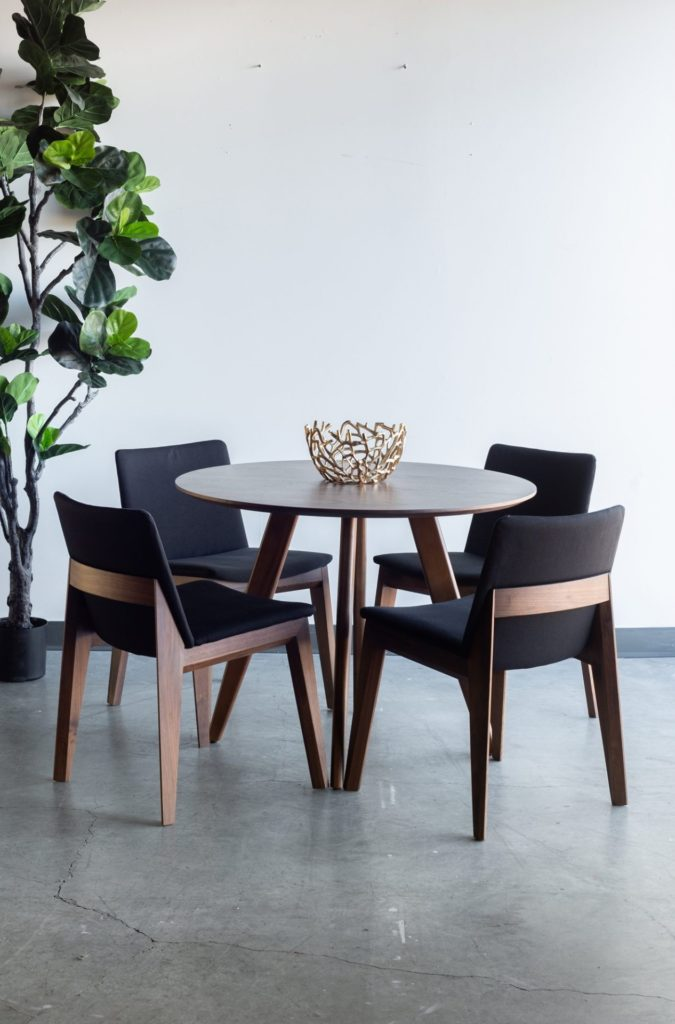 Dover Dining Table by Moe's Home Collection Mums Place Furniture Store in Carmel CA