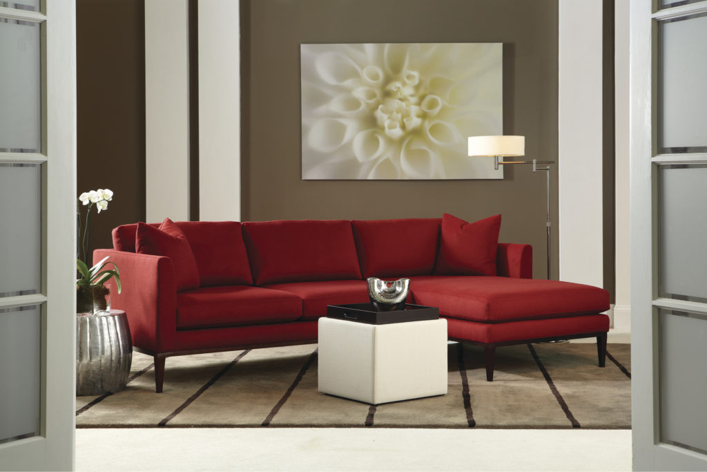 Henley Sofa by American Leather Mums Place Furniture Carmel CA