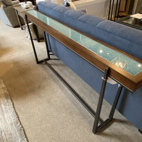 Charleston Forge Cooper Console at Mums Place Furniture Monterey CA