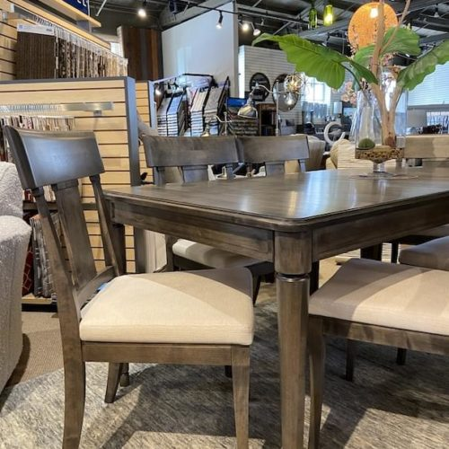 Canadel Champlain Dining Collection – dining table at Mums Place Furniture Carmel CA