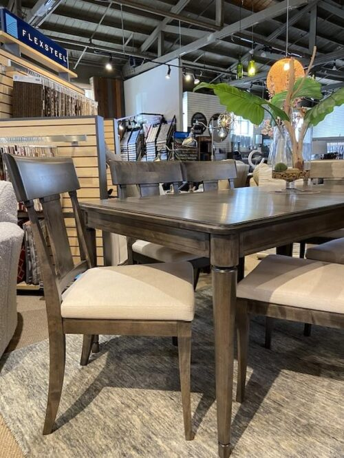 Canadel Champlain Dining Collection – dining chair at Mums Place Furniture Carmel CA