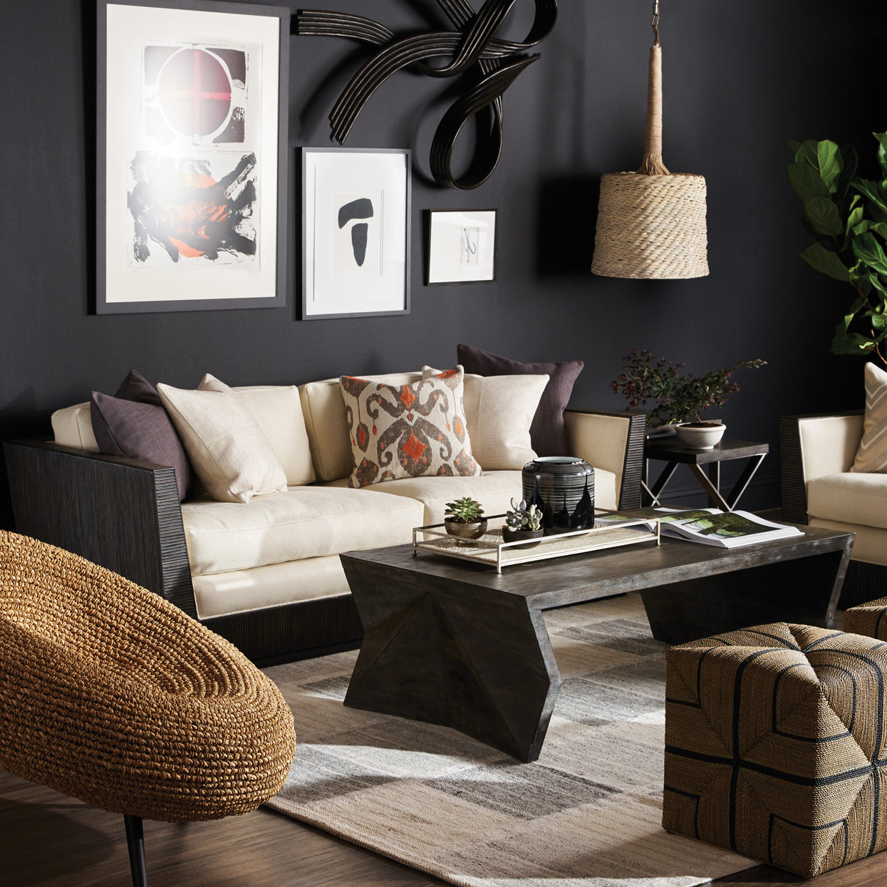 Staging Your Home With Palecek Furniture