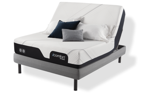 Serta CF2000 – Firm mattress at Mums Place Furniture Monterey CA