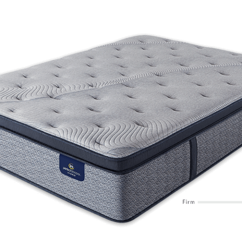 Serta Standale II Luxury Firm mattress at Mums Place Furniture Monterey CA