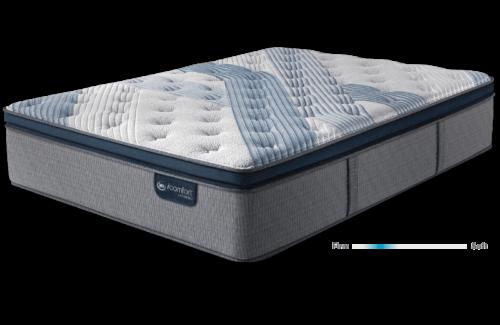 Serta Blue Fusion 1000 Luxury Firm Pillow Top mattress at Mums Place Furniture Monterey CA