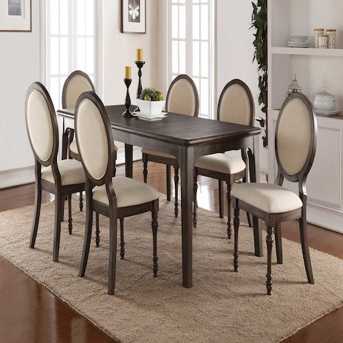 TOP DINING TABLES IN MONTEREY CA UNDER 1000