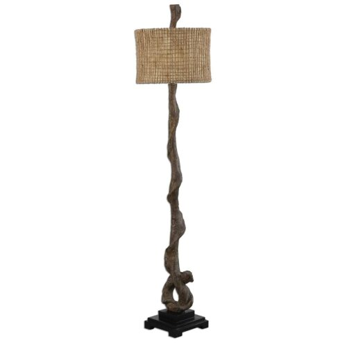 Uttermost Driftwood Floor Lamp at Mums Place Furniture Carmel CA