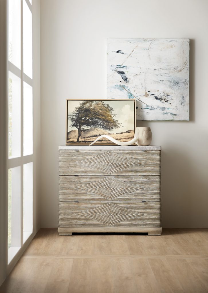 Amani Accent Chest by Hooker Mums Furniture Carmel CA