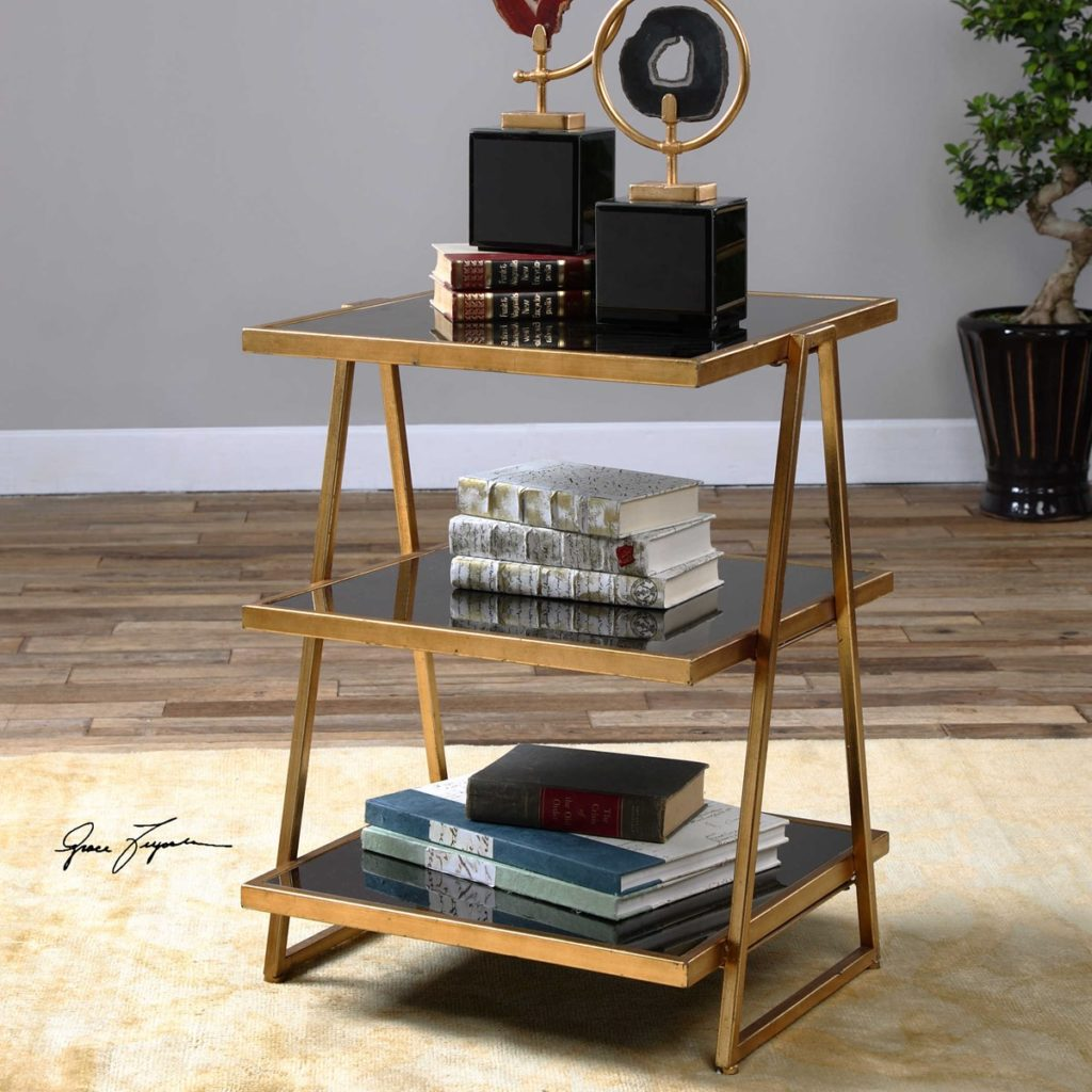 Garrity Accent Table by Uttermost Mums Furniture Carmel CA