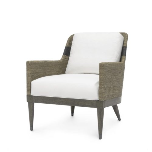 Palecek Fritz Lounge Chair Rope